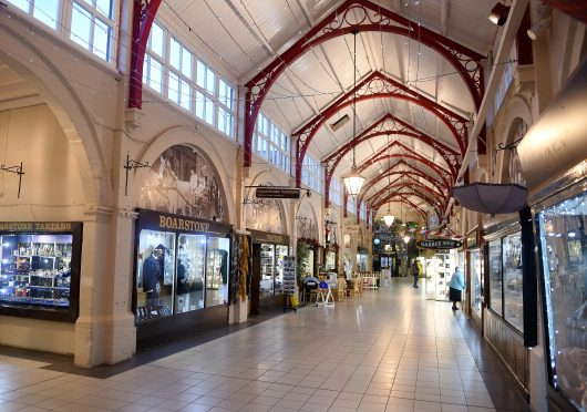 Paternoster Law - Leaky Roof At A Shopping Mall - Case Study