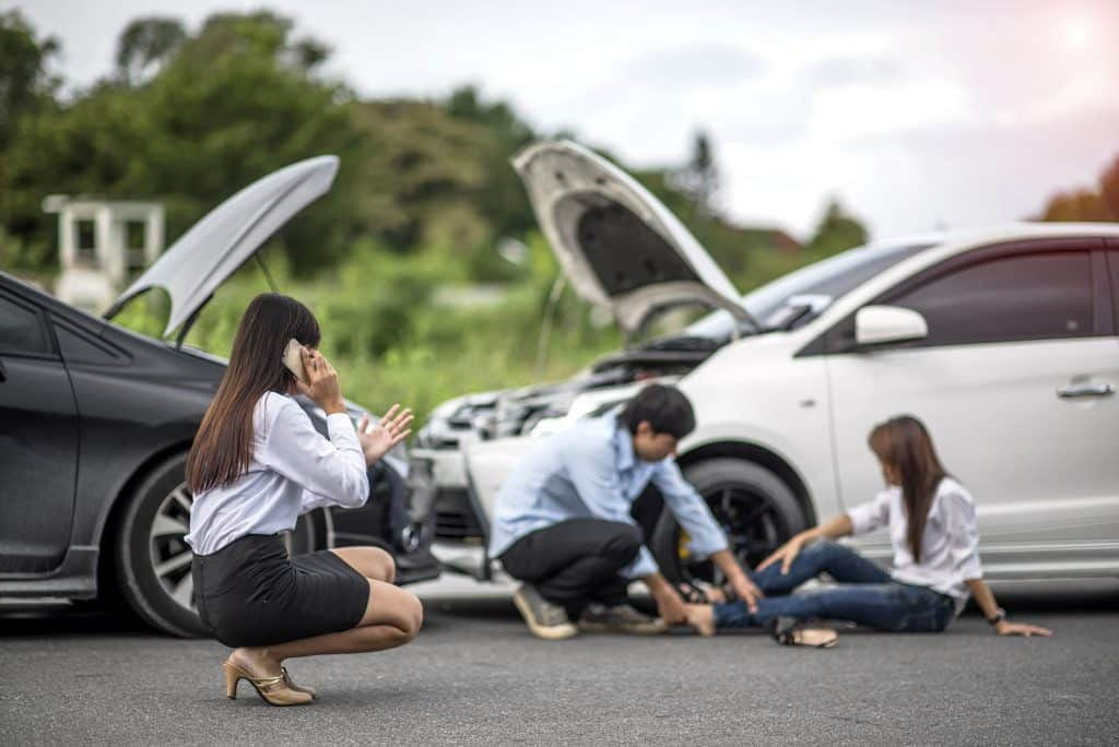 6 Steps to Take After a Car Accident In Las Vegas Nevada